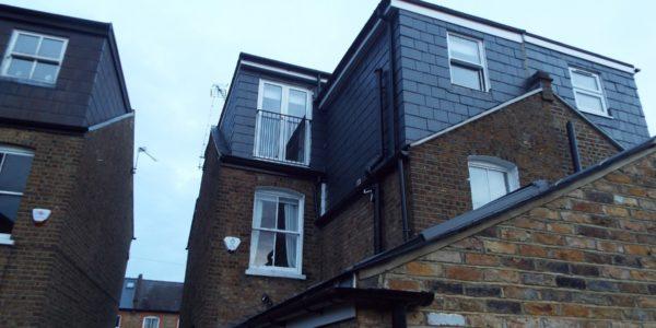 L-Shaped Dormer Conversion And Single Storey Extension Twickenham, London, TW1