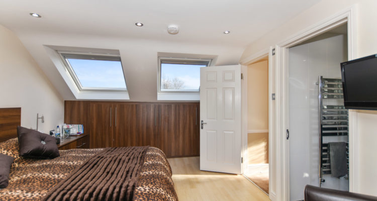 Hip-To-Gable Loft Conversion Richmond London