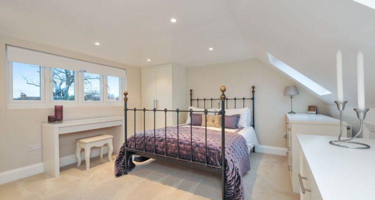 Hip-To-Gable Rear Dormer Loft Conversion In London
