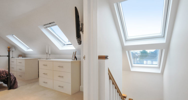 Hip-To-Gable Rear Dormer Loft Conversion In London